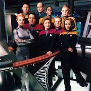 Star Trek Voyager - equipaggio